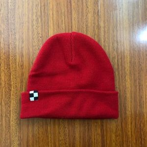 Forever 21 Red Beanie